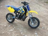 Huskyboy 50 not ktm Suzuki Yamaha honda