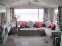 TO RENT FAMILY OWNED 3 BED CARAVAN @ NEWTON HALL - BLACKPOOL
