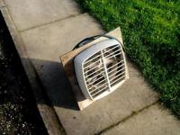 Garage extractor fan