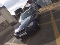 A beautiful bmw320d car wih history and long mot and tax