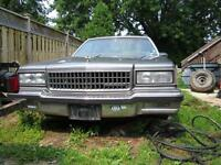 chevrolet caprice classic project box chevy