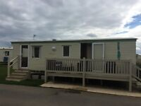 Caravan to let 6 birth, Barmston Beach holiday park, Bridlington