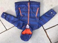 Good Condition MINI BODEN jacket, size= 4 to 5 year old 4-5 (two available)