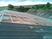 Agricultural Industrial Roofing Repairs Asbestos Removal Tin Sheets Steel Buildings Ely Cambridge