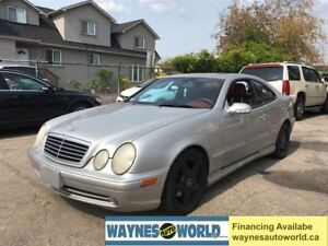 2000 Mercedes-Benz CLK-Class LEATHER ***LOADED**