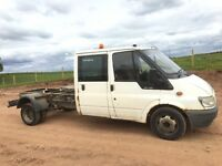 Ford transit tipper 2005 year spare parts