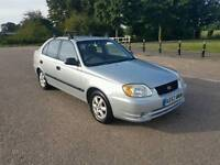 Superb drives hyndai 1.3 year fresh mot nice family car cheapest in uk £499 bargain