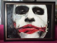 Joker's Painting