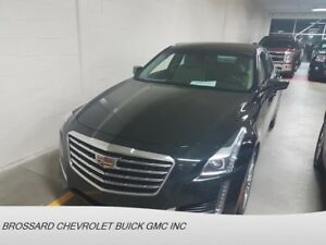 2017 CADILLAC CTS SEDAN 4DR SDN 2.0L TURBO