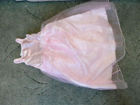 ELC beautiful pink princess dress age 3-5