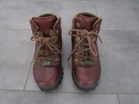 Womens Walking Hiking Boots