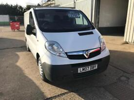 Vauxhall vivaro 2.0 cdti, Company owned from new, Bargain!