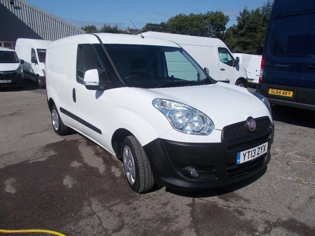 Fiat Doblo Cargo 1.3 M/Jet SWB SX S/S**STUNNING VAN**MOT JUNE 19**FULL  SERVICE HIS**LEASE Co DIRECT* | in East End, Glasgow | Gumtree
