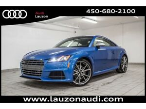 2018 Audi TTS 2.0T TECHNIK ***CERTIFICATION INCLUS***