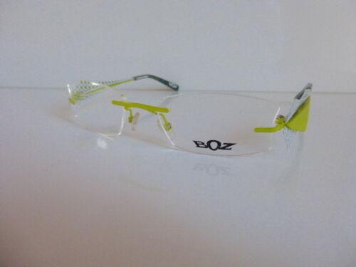 Originale, randlose Designerbrille BOZ by JF Rey Mod. NEIGE1 4210