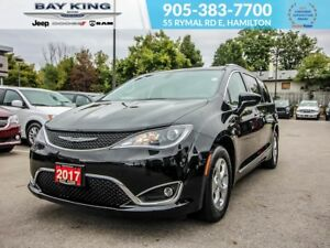 2017 Chrysler Pacifica TOURING-L PLUS, STOW'NO'GO, GPS NAV, HEAT