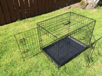 Metal Dog Crate / Cage