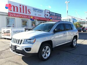 2011 Jeep Compass FWD 4dr Sport