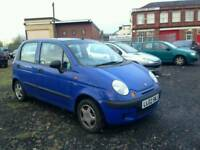DAEWOO MATIZ 0.8 PETROL , , EXCELLENT RUNNER , , CHEAP CAR