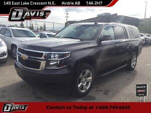 2017 Chevrolet Suburban LT BOSE AUDIO, NAVIGATION, HEATED SEATS