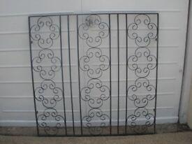Decorative Heavy Metal Panel