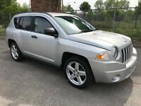 Stunning 2008 08 Jeep Compass Ltd 2.0Crd 4x4 **Only 50000+History+Full Leather+Mega Spec**