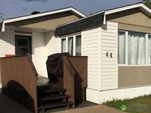 143 500$ - Maison mobile à vendre à Sept-Iles