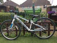 Carrera saruna Halfords bike