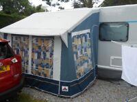 Dorema Caravan awning/porch