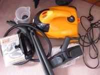 STEAM EASY PRO Steam Cleaner