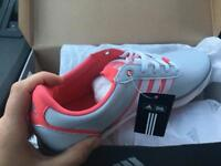 Adidas brand new Golf women's Shoes