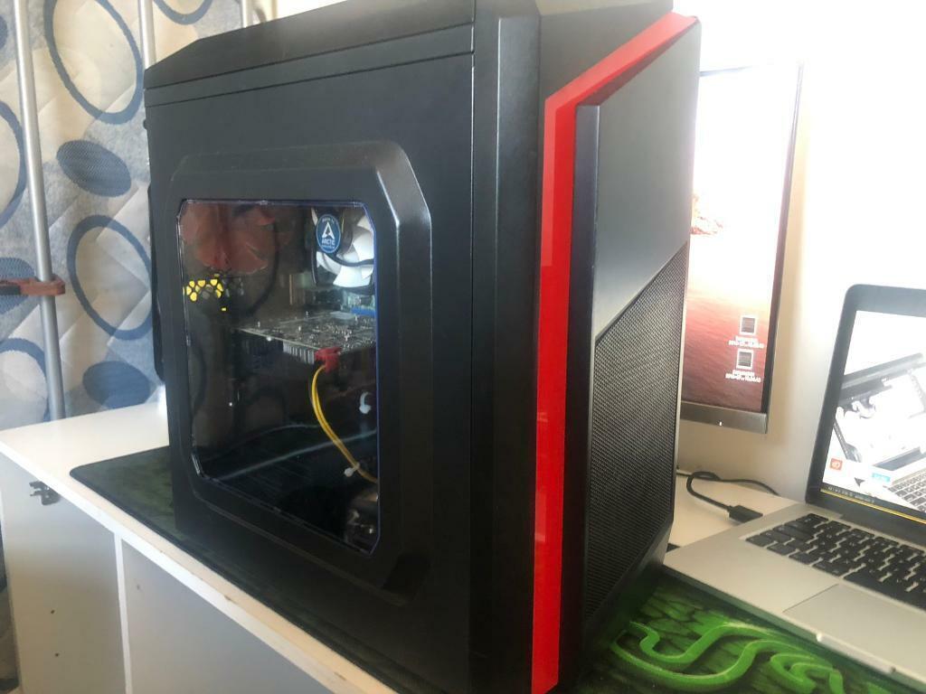GAMING PC GTX 1060, I7-3770, 8GB RAM, 120gb SSD, 1tb HDD | in Salford,  Manchester | Gumtree
