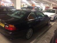 BMW 323ci Fully Loaded