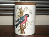 Portmeirion Birds of Britain Made in England