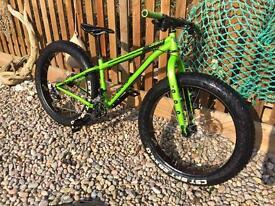 Genisis Fatbike / Fat tyre mountain bike