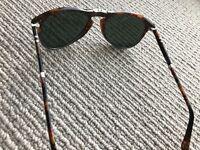 Persol Sunglasses (Foldable) 1023/31 (INC: CASE & CLEAN KIT)