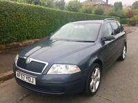 2007 SKODA ESTATE / ALLOYS / ELECTRIC WINDOWS / CD / FULL MOT .