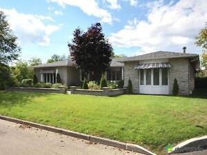 399 000$ - Bungalow à vendre à Baie-St-Paul