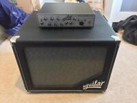 Aguilar Tone Hammer 500 & Aguilar DB112 Bass Cab