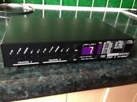 KENTON ELECTRONICS PRO 2 DUAL CHANNEL MIDI TO CV CONVERTER