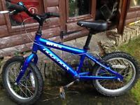 Child's bicycle.