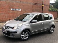Nissan note auto 1.6 automatic 2006