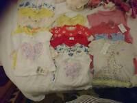 Baby girls tshirt bundle
