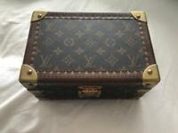 Louis Vuitton jewellery case/box