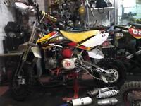 Pitbike crf70