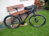 2015 Merida Big Nine 500 hardtail mountain bike