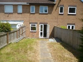 2 Bed Unfurnished Terraced House for Rent in Newton Abbot.