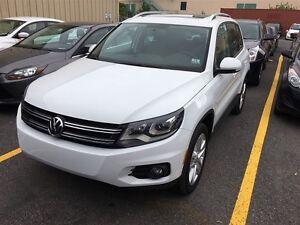 2014 Volkswagen Tiguan Comfortline, AWD, CUIR, TOIT PANO