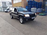 FOR SALE JEEP GRANDE CHERKOEE 4X4 AUTOMATIC £1199