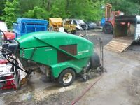 RANSOMES TEXTRON 1200S ROAD SWEEPER